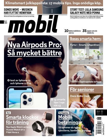 Mobil Sverige December 03, 2019 00:00
