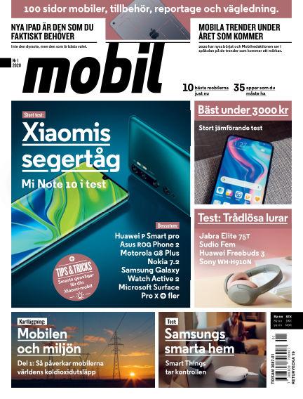 Mobil Sverige February 25, 2020 00:00