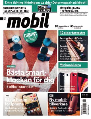 Mobil Sverige 2020-10-29