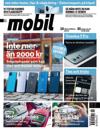 Mobil Sverige 2021-05-04