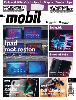Mobil Sverige 2021-09-14