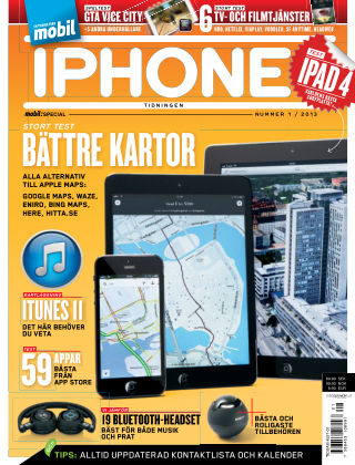 Iphone-tidningen (Inga nya utgåvor) 2013-01-29