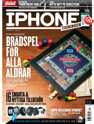 Iphone-tidningen (Inga nya utgåvor) 2013-05-28