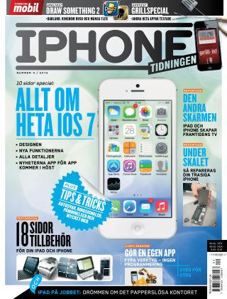 Iphone-tidningen (Inga nya utgåvor) 2013-07-31