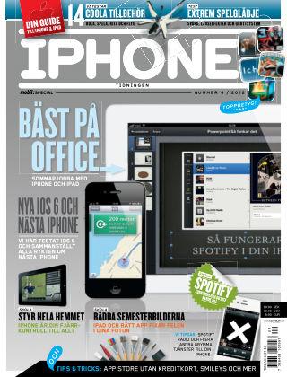 Iphone-tidningen (Inga nya utgåvor) 2012-07-31