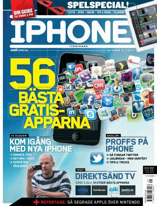 Iphone-tidningen (Inga nya utgåvor) 2011-10-04