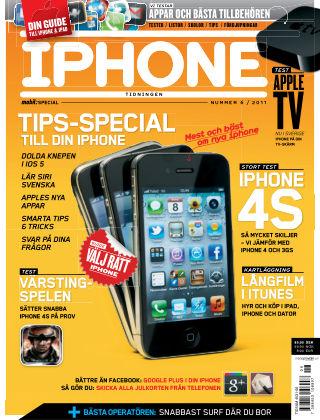 Iphone-tidningen (Inga nya utgåvor) 2011-12-01