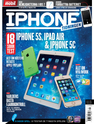 Iphone-tidningen 2013-11-21