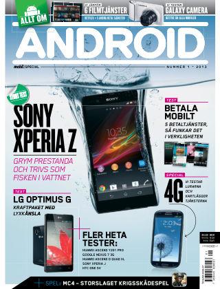 Allt om Android (Inga nya utgåvor) 2013-02-26