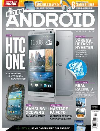 Allt om Android (Inga nya utgåvor) 2013-04-16