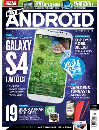 Allt om Android (Inga nya utgåvor) 2013-06-25