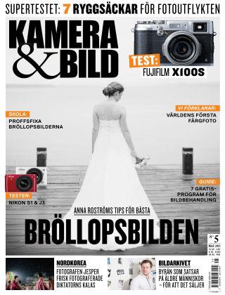 Kamera & Bild 2013-05-06