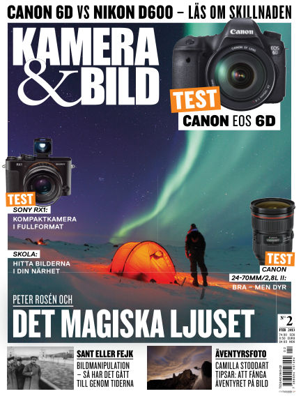 Kamera & Bild February 05, 2013 00:00