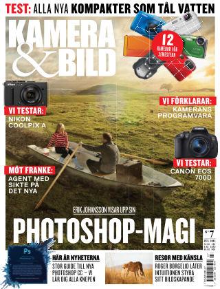 Kamera & Bild 2013-07-02