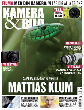 Kamera & Bild 2013-09-03