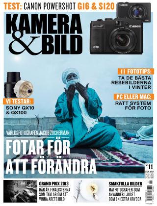 Kamera & Bild 2013-11-05