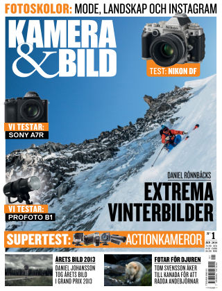 Kamera & Bild 2014-01-07