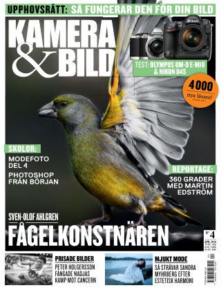 Kamera & Bild 2014-04-08