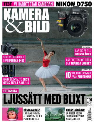 Kamera & Bild 2014-10-07