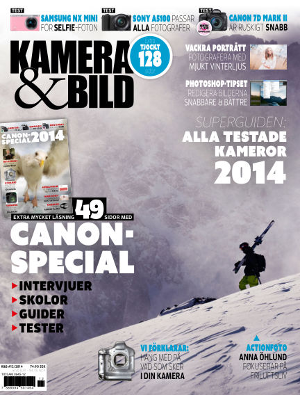 Kamera & Bild December 02, 2014 00:00
