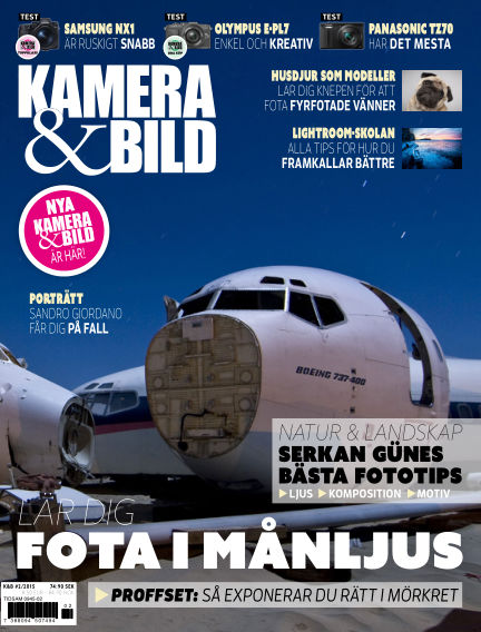 Kamera & Bild February 03, 2015 00:00
