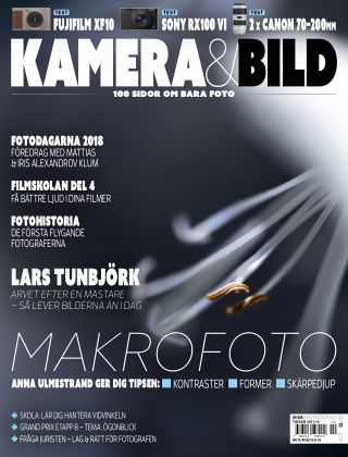 Kamera & Bild 2018-10-02