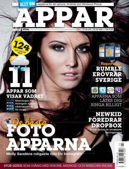 Allt om Appar (Inga nya utgåvor) July 20, 2012 00:00