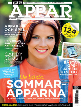 Allt om Appar (Inga nya utgåvor) 2013-06-28