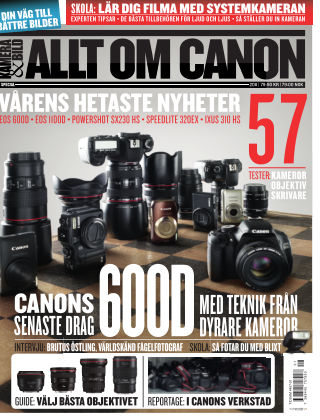 Allt om Canon 2011-02-24