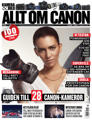 Allt om Canon 2013-10-29