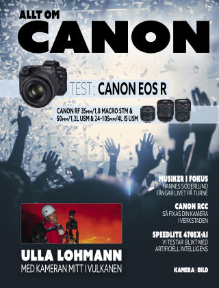 Allt om Canon 2018-12-04