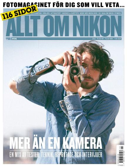 Allt om Nikon (Inga nya utgåvor) May 16, 2012 00:00