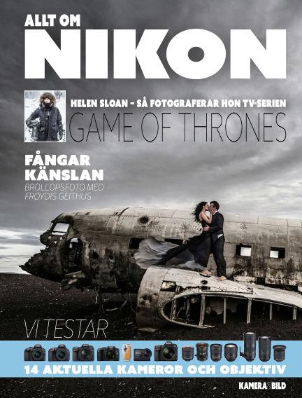 Allt om Nikon (Inga nya utgåvor) November 07, 2017 00:00