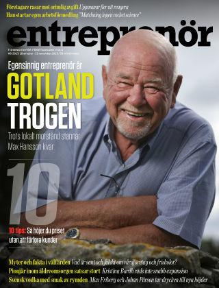 Entreprenör 2013-10-18