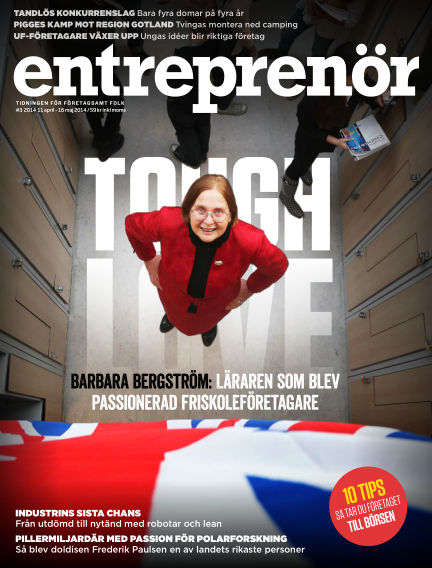 Entreprenör (Inga nya utgåvor) April 11, 2014 00:00