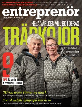 Entreprenör 2014-10-24