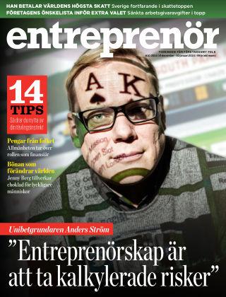 Entreprenör 2014-12-18