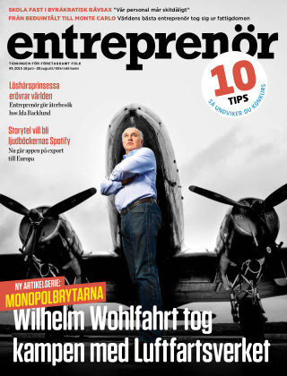 Entreprenör 2015-06-18