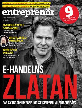 Entreprenör 2016-04-08