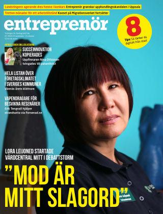 Entreprenör 2016-09-23