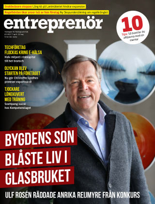 Entreprenör 2017-04-07