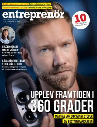 Entreprenör 2017-09-22