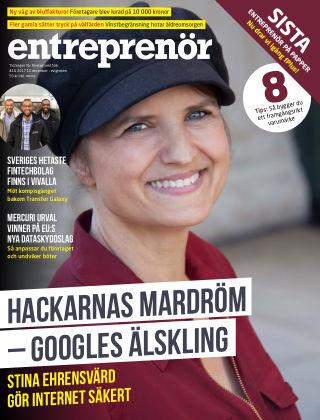 Entreprenör (Inga nya utgåvor) 2017-12-15