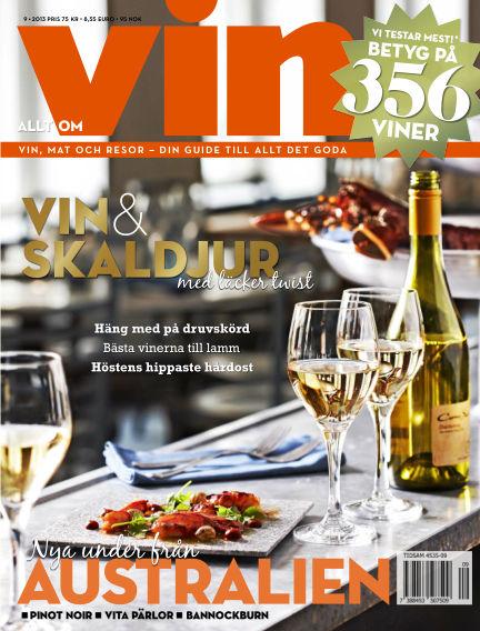 Allt om vin September 26, 2013 00:00
