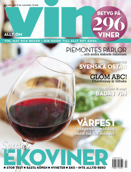 Allt om vin March 27, 2014 00:00