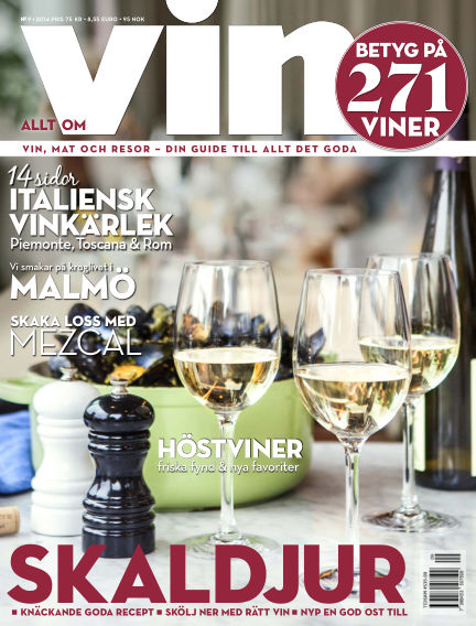 Allt om vin October 02, 2014 00:00
