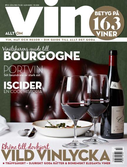 Allt om vin November 03, 2014 00:00