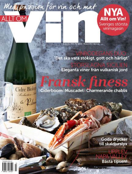 Allt om vin February 24, 2015 00:00