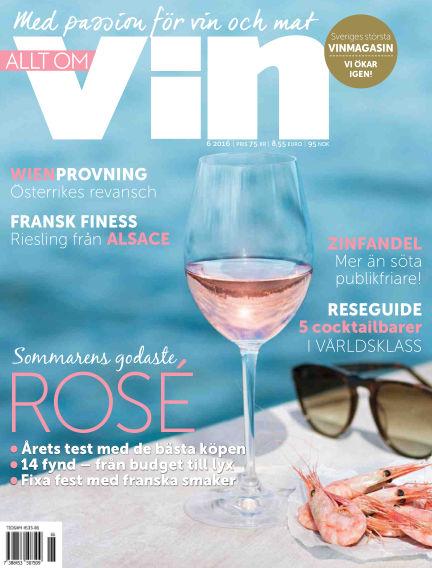 Allt om vin May 24, 2016 00:00