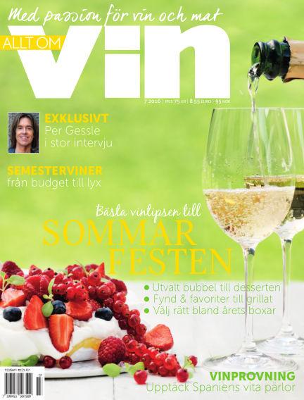 Allt om vin June 28, 2016 00:00